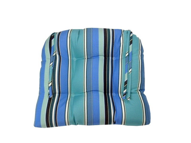 Sunbrella dolce oasis dining cushions  - 56646.409