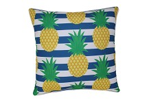 Pineapples Stripes 18x18 24316-999