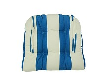Sunbrella cabana regatta dining cushion  - 56641.423