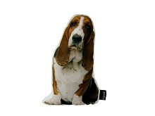 Basset Hound Shaped Puppy  55402-998